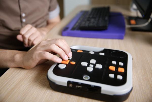 assistive technology application